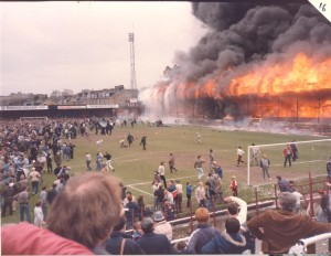 Bradford City Football ClubFire Disaster 11 May 1985Fifty six people die