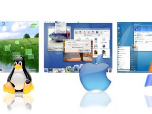 different operating systems