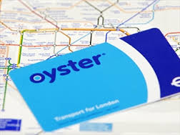 London oyster card