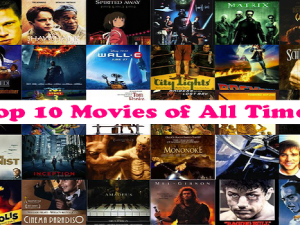 top 10 movies of all time