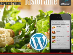 wordpress restaurant