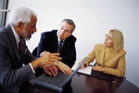 Senior Citizen works as consultant