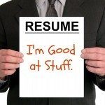 Resume Writing for Bank Job