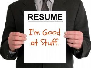 Resume Writing for Bank Job