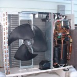 Servicing a Split Unit Air Conditioner at Home