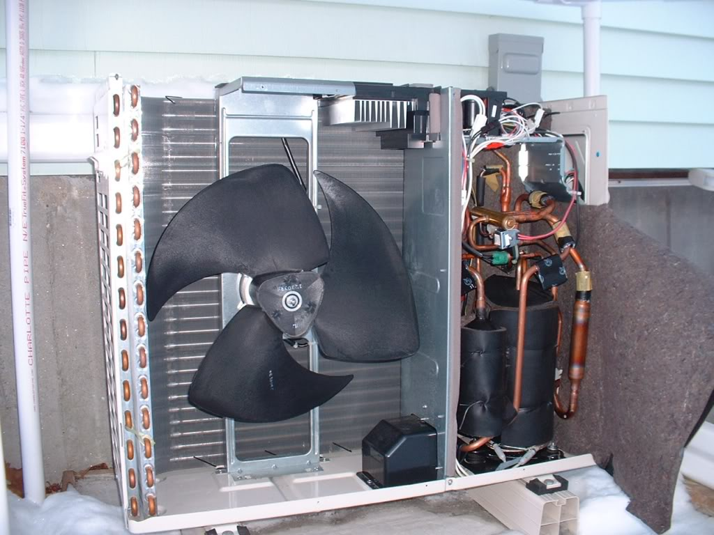 Servicing a Split Unit Air Conditioner at Home #496282