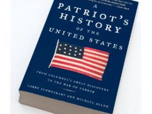 A Patriot's History of the United States book