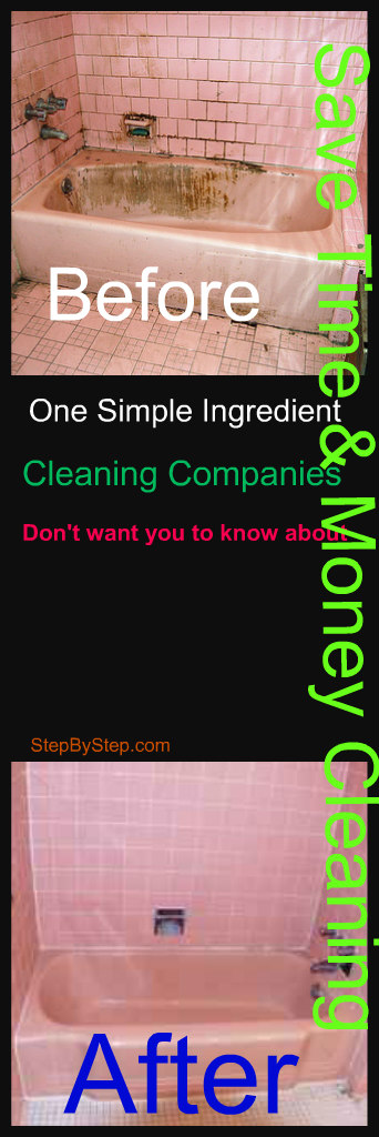Best household cleaning product : cleaning companies don't want you to know about