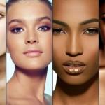 Various skin tone