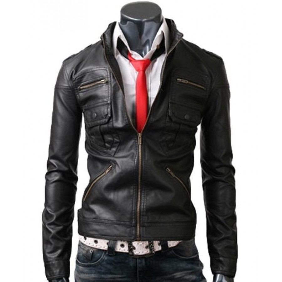 Collection Leather Jackets Sale Pictures - Reikian