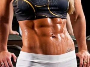 Six-Pack Abs Exercise